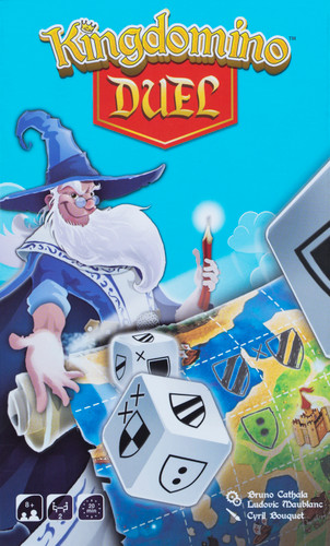 Buy Kingdomino Duel and other two player games from Out of Town Games