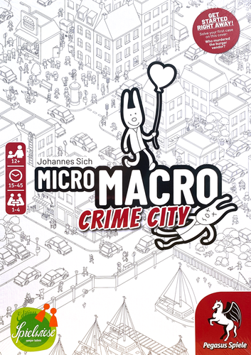 Buy MicroMacro Crime City from Out of Town Games