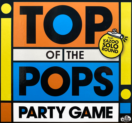 Buy Top Of The Pops The Party Game from Out of Town Games