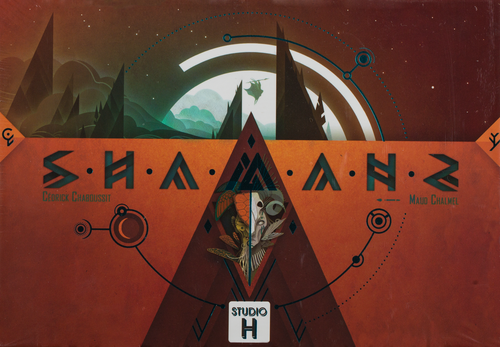 Buy Shamans and other card games from Out of Town Games