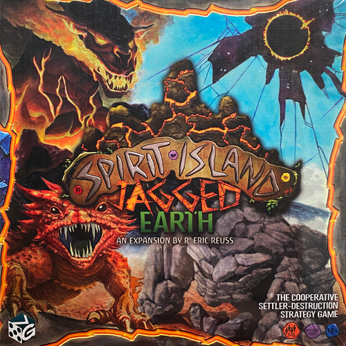 Buy Spirit Island Jagged Earth Expansion from Out of Town Games