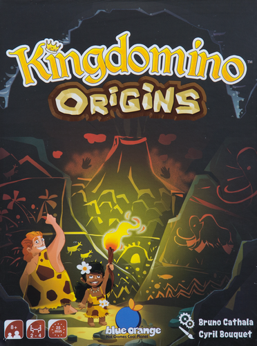 Buy Kingdomino Origins and other family games from Out of Town Games