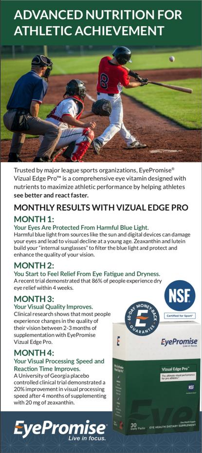 EyePromise Vizual Edge Pro Patient Brochure PB-VEP