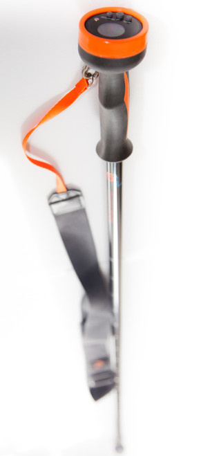 Shown with optional Magnetic Lanyard, comes standard with Gear Keeper retractable Tether.