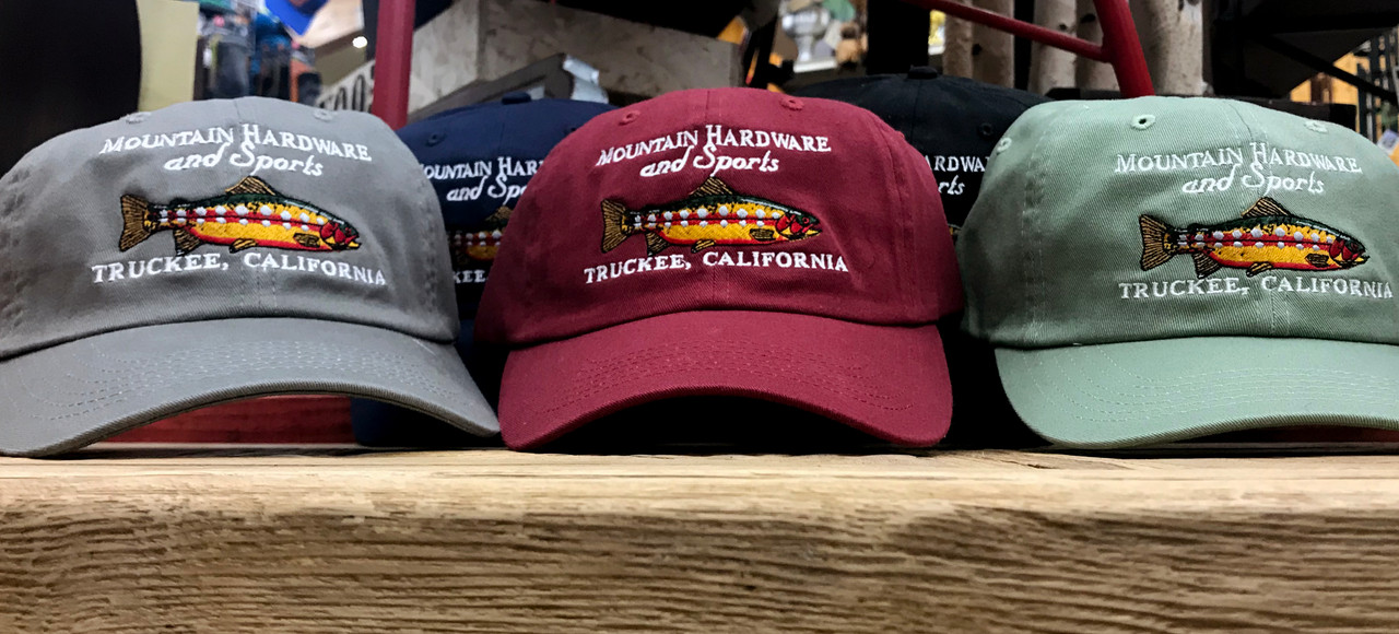 Trout Mountain Hardware Hat