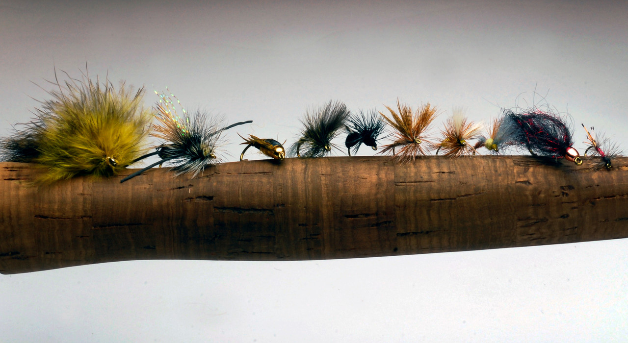 Fishing Flies at Mountain Hardware