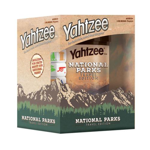 Yahtzee National Parks Edition