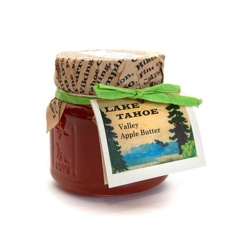 Lake Tahoe Valley Apple Butter