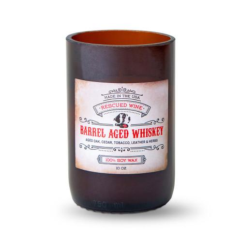 Barrel Aged Whiskey Candle