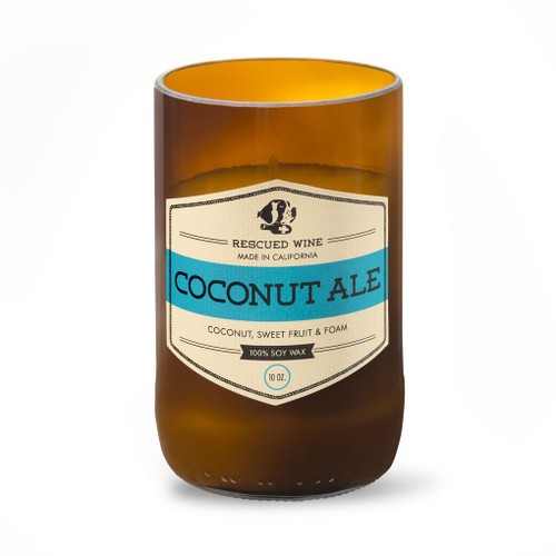 Coconut Ale Candle