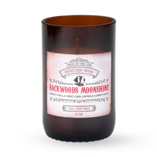 Backwoods Moonshine Candle