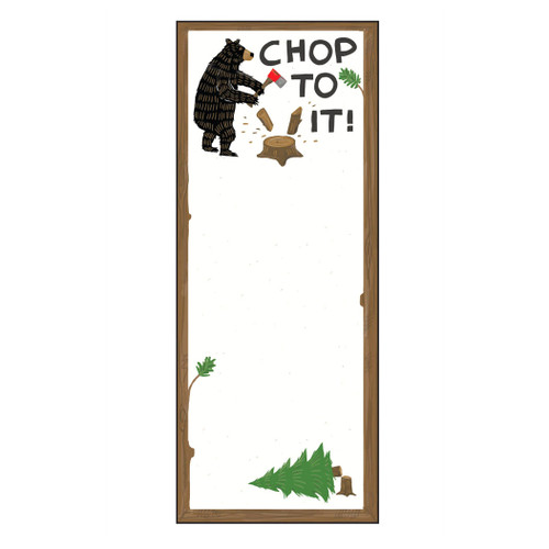 Chop To It List - Magnetic