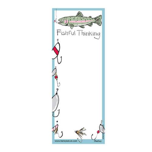 Fishful Thinking List - Magnetic