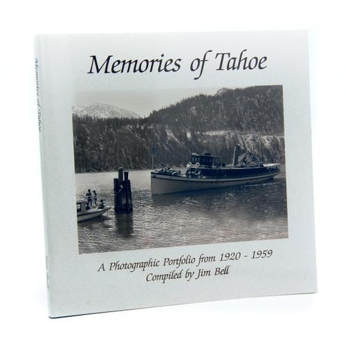 Memories of Tahoe Book