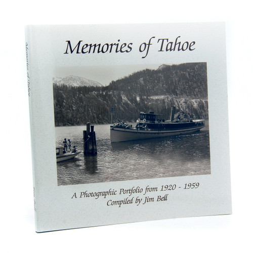 Memories of Tahoe Book