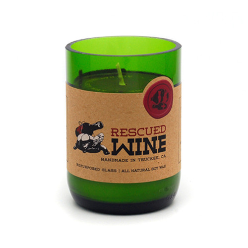 Rescue Wine Candle Cabernet