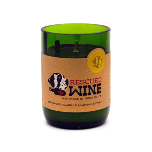 Rescue Wine Candle Riesling