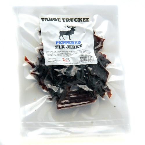 Tahoe Truckee Elk Jerky