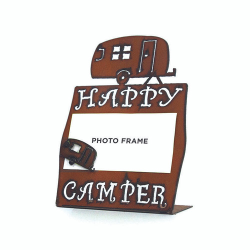 Happy Camper Picture Frame