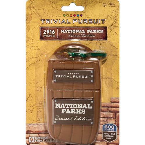 Trivial Pursuit National Parks Edition
