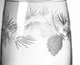 Icy Pine Stemless Wine Glass 17oz