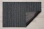 Skinny Stripe Shag Doormat, Forest - 18x28