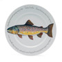 Brown Trout Presentation Plate
