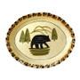 Bear Platter