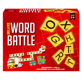 Word Battle Deluxe (English)