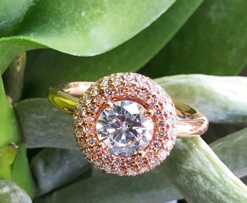 Cherrio Engagement Ring