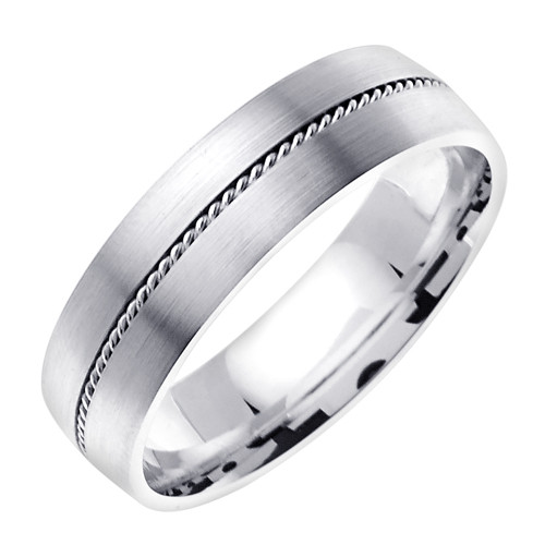 view of wedding band