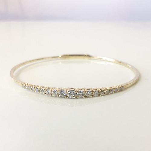 """Brentwood"" Diamond Flex Bracelet"