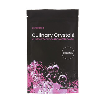 Culinary Crystals - Carbonated Candy