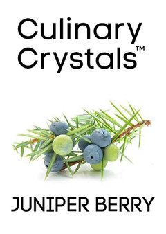 Culinary Crystals - Juniper Berry Flavor Oil Drops