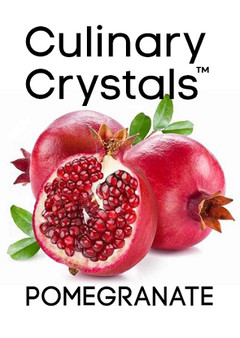 Culinary Crystals - Pomegranate Flavor Drops