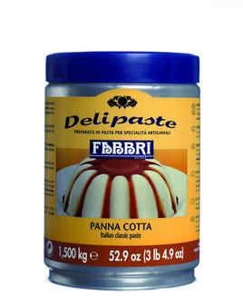 Fabbri Delipaste - Panna Cotta 1.5kg
