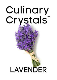 Culinary Crystals - Lavender Flavor Oil Drops