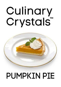 Culinary Crystals - Pumpkin Pie Flavor Oil Drops
