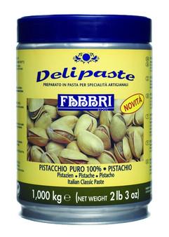 Fabbri Delipaste - Pure Pistachio 1kg