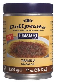Fabbri Delipaste - Tiramisu 1.25kg