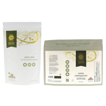 Druids Grove Kappa Carrageenan and Lactic Acid Value Pack