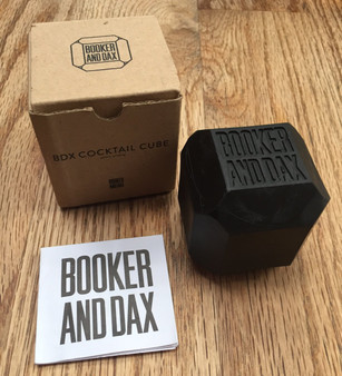 Booker and Dax Cocktail Cube