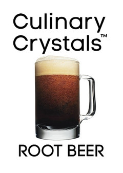 Culinary Crystals - Root Beer Flavor Drops