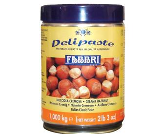 Fabbri Delipaste - Creamy Hazelnut 1kg