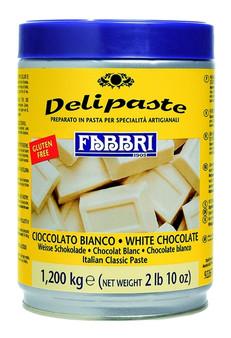 Fabbri Delipaste - White Chocolate 1.2kg