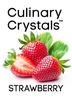 Culinary Crystals - Strawberry Flavor Drops
