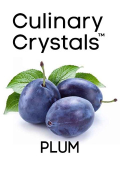 Culinary Crystals - Plum Flavor Drops