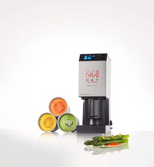 PACOJET 2 PLUS System - Starter Package