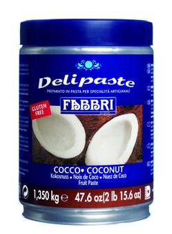 Fabbri Delipaste - Coconut 1.35kg
