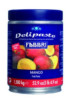 Fabbri Delipaste - Mango 1.5kg
